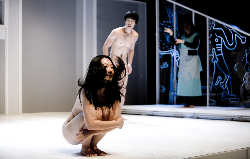 La Dispute performed at Arts Council Korea – Performing Arts Canter | Suhyun Cho