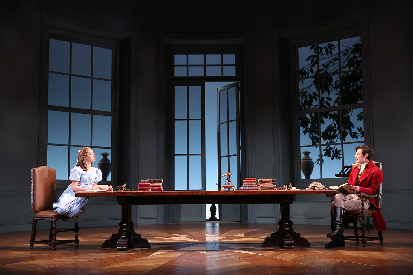 Arcadia By Tom Stoppard |  Set Design- Adrian Martinez Frausto