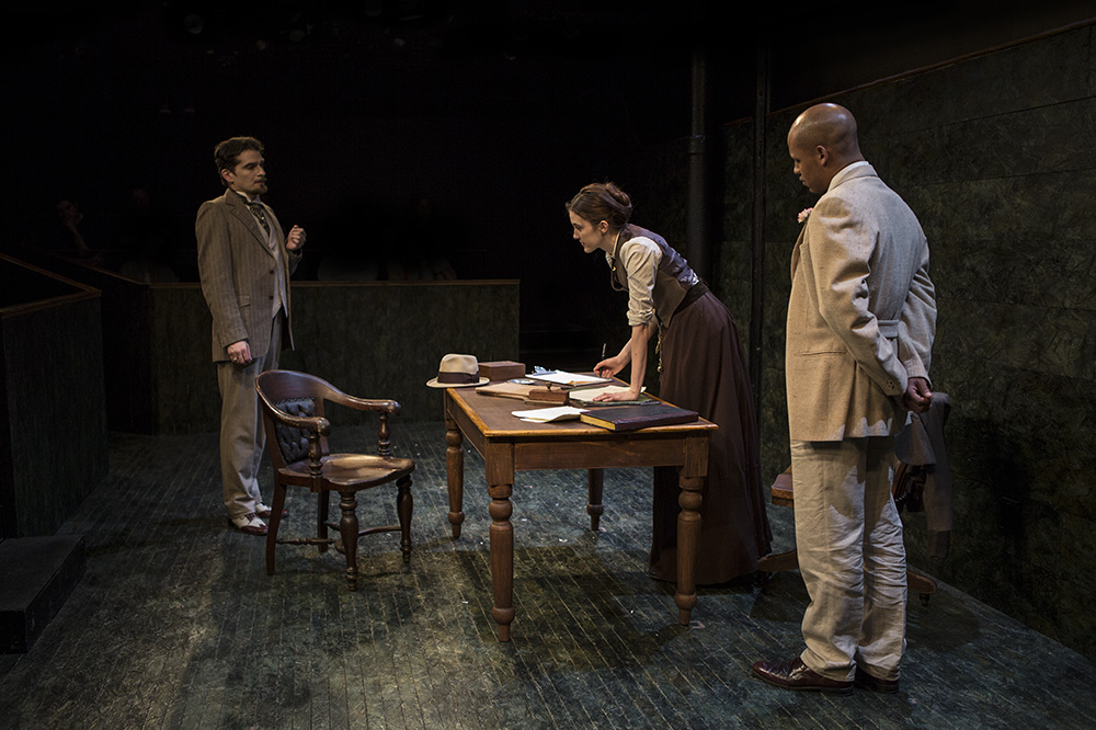Mrs. Warren's Profession | Scenic Design by Brendan Boston