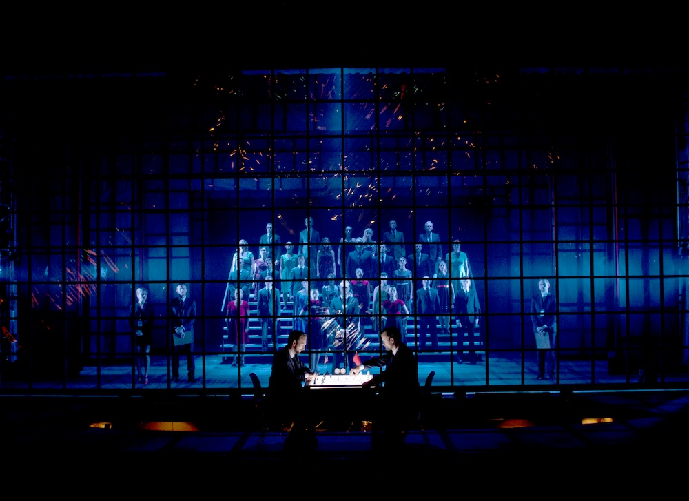 CHESS THE MUSICAL | Scenography and Lighting Design: Benjamin la Cour